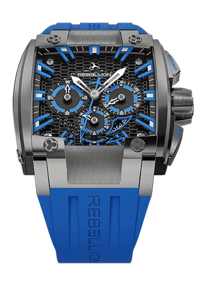 RE1 2.0 CHRONOGRAPHBLUE時計を見る